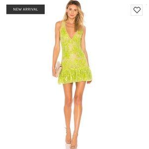 Green Revolve Dress